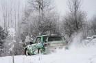 Aizraujošās, sniegotās cīņās aizvada «Rallijs Sarma 2018» 24