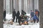 Aizraujošās, sniegotās cīņās aizvada «Rallijs Sarma 2018» 49