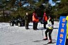 Jēkabpilī norisinās «Ziemīšu jampadrača» stundas slēpojums 4