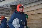 Jēkabpilī norisinās «Ziemīšu jampadrača» stundas slēpojums 12