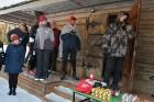 Jēkabpilī norisinās «Ziemīšu jampadrača» stundas slēpojums 13