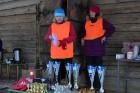 Jēkabpilī norisinās «Ziemīšu jampadrača» stundas slēpojums 16