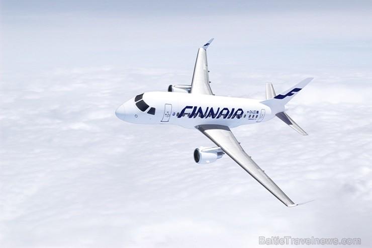 Komfortabli pasauli iepazīt aicina lidsabiedrība «Finnair»