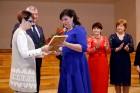 Rēzeknē norisinās «Gada sieviete Rēzeknē 2017», koncerts un modes skate 5