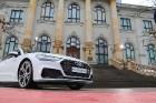 Latvijas Nacionālais mākslas muzejā jaunais «Audi A7 Sportback» prezentējas ar labāko šampanieti 1