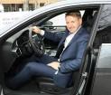 Latvijas Nacionālais mākslas muzejā jaunais «Audi A7 Sportback» prezentējas ar labāko šampanieti 9