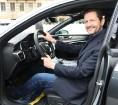 Latvijas Nacionālais mākslas muzejā jaunais «Audi A7 Sportback» prezentējas ar labāko šampanieti 16