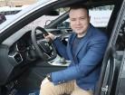 Latvijas Nacionālais mākslas muzejā jaunais «Audi A7 Sportback» prezentējas ar labāko šampanieti 17