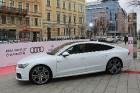 Latvijas Nacionālais mākslas muzejā jaunais «Audi A7 Sportback» prezentējas ar labāko šampanieti 19