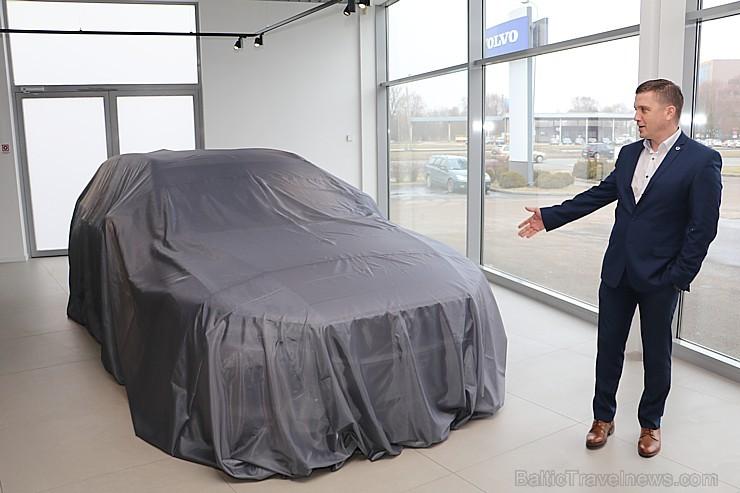 Latvijā 12.03.2018. tiek prezentēts jaunais un elegantais Volvo V60
