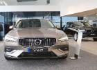 Latvijā 12.03.2018. tiek prezentēts jaunais un elegantais Volvo V60 20
