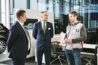 Latvijā 12.03.2018. tiek prezentēts jaunais un elegantais Volvo V60 Foto: balticpictures.lv 34
