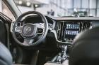 Latvijā 12.03.2018. tiek prezentēts jaunais un elegantais Volvo V60 Foto: balticpictures.lv 41