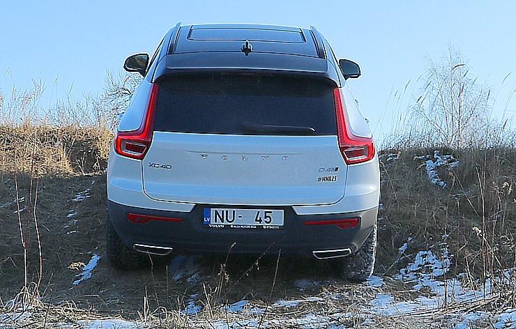 Travelnews.lv ar jauno «Volvo XC40» apceļo Vidzemi un Siguldu
