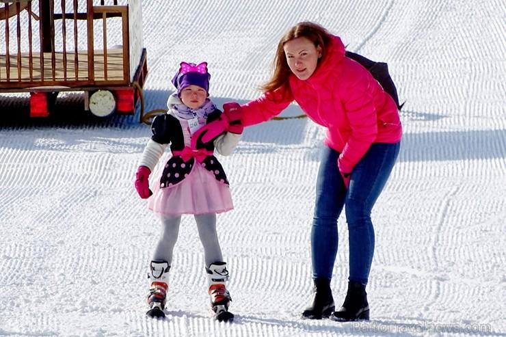 Slēpošanas kalns «Lemberga hūte» ar jautru pasākumu noslēdz ziemas sezonu