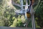 Travelnews.lv pārvar bailes no augstuma unikālajā Soču «Skypark». Atbalsta: Rosa Khutor 20