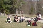 Travelnews.lv kopā ar «Dabas Sporta Zāli» dodas pārgājienā pa Ķemeru Nacionālo parku 55
