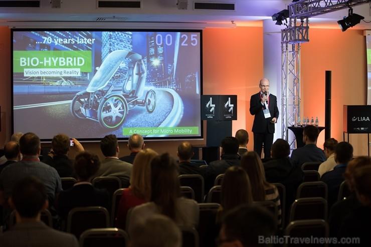 Rīgā norisinās starptautiskā zinātnisko start-up konference «Deep Tech Atelier»