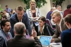 Rīgā norisinās starptautiskā zinātnisko start-up konference «Deep Tech Atelier» 9