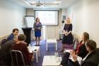 Rīgā norisinās starptautiskā zinātnisko start-up konference «Deep Tech Atelier» 14