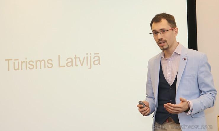 Tūrisma firma «Latvia Tours» kopā ar žūrijas komisiju 17.04.2018 nosaka tehnoloģiju konkursa «Latvia Tours Traveltech» laureātus