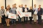 Tūrisma firma «Latvia Tours» kopā ar žūrijas komisiju 17.04.2018 nosaka tehnoloģiju konkursa «Latvia Tours Traveltech» laureātus 25