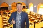 Travelnews.lv kopā ar igauņiem 21.04.2018. apmeklē ikdienā nepieejamo Rīgikogu ēku. Atbalsta: Hotel Schlössle 22