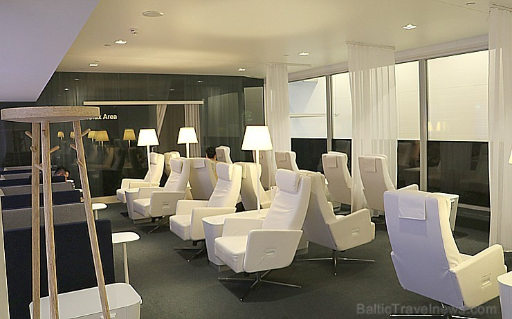 Helsinku lidostā «Finnair lounge» prezentē Somiju pasaules klases līmenī