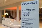 Helsinku lidostā «Finnair lounge» prezentē Somiju pasaules klases līmenī 8