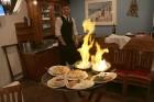 Travelnews.lv iepazīst grieķu restorānu «Santorini» Čikāgā. Atbalsta: Finnair 7