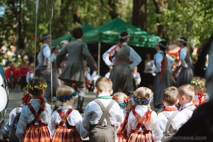 Jelgavas pilsētā notiek Latvijas Stādu dienas