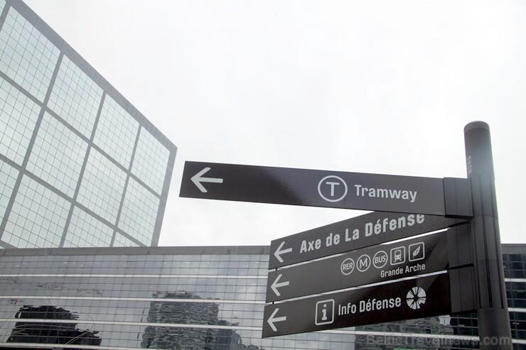 Travelnews.lv apciemo Parīzes augstceltņu rajonu, ko cenšas veidot par jauno «Parīzes centru»