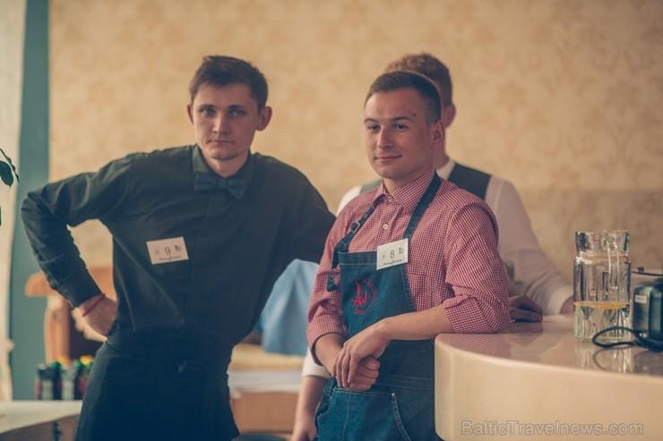 Latgales labākie bārmeņi tiekas Daugavpilī - konkursā «Fantasy cocktail 2018»