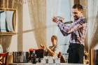 Latgales labākie bārmeņi tiekas Daugavpilī - konkursā «Fantasy cocktail 2018» 24