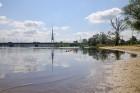 Līdz ar peldsezonas sākšanos, Rīgas pludmales sākuši uzmanīt glābēji 4