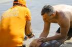 Līdz ar peldsezonas sākšanos, Rīgas pludmales sākuši uzmanīt glābēji 10