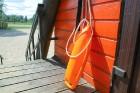 Līdz ar peldsezonas sākšanos, Rīgas pludmales sākuši uzmanīt glābēji 14