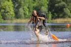 Līdz ar peldsezonas sākšanos, Rīgas pludmales sākuši uzmanīt glābēji 20
