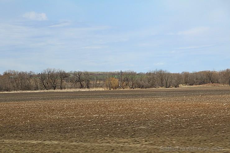Travelnews.lv iepazīst Viskonsinas štata lauku ainavas. Atbalsta: Finnair