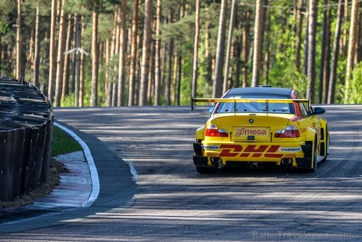 Biķernieku trasē atklāta Baltijas autošosejas jaunā sezona