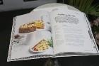 Recepšu grāmata «100 kūkas un 1 svecīte» noderēs katrai svētku galda saimniecei 8