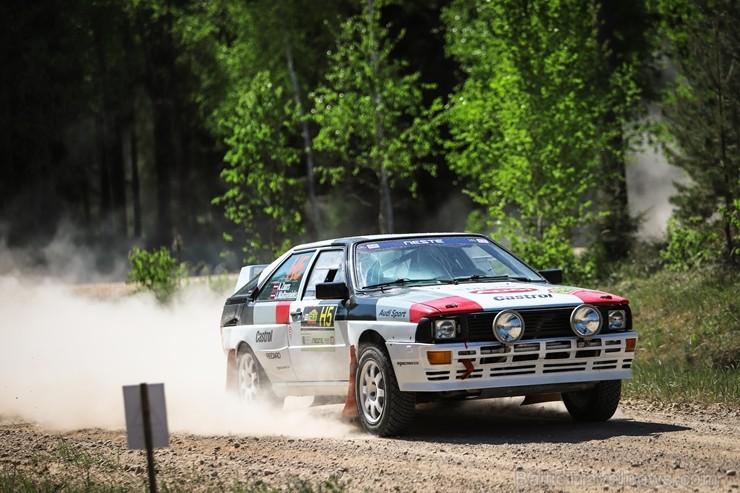 Travelnews.lv apmeklē Latvijas rallija čempionāta posmu «Rally Talsi 2018». Foto: Gatis Smudzis