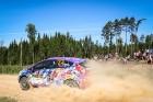 Travelnews.lv apmeklē Latvijas rallija čempionāta posmu «Rally Talsi 2018». Foto: Gatis Smudzis 30