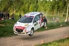 Travelnews.lv apmeklē Latvijas rallija čempionāta posmu «Rally Talsi 2018». Foto: Gatis Smudzis 66