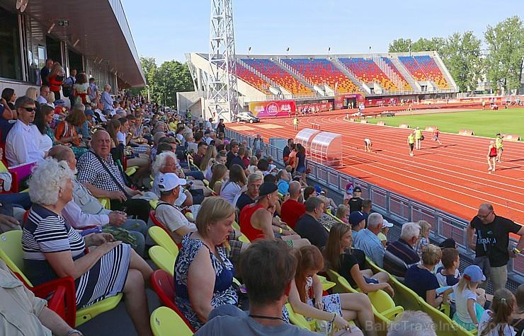 Travelnews.lv piedāvā dažus mirkļus no starptautiskas vieglatlētikas sacensībām «Rīgas kausi 2018», kas norisinājās 29.05.2018.
