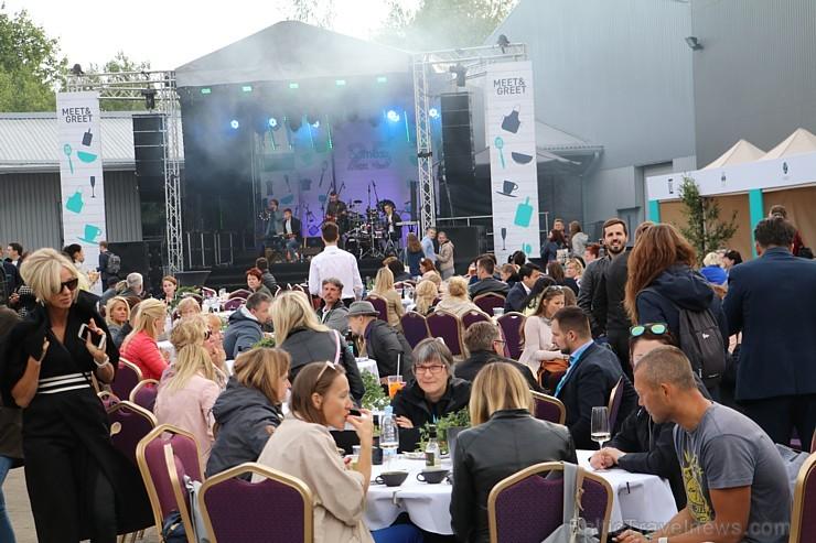 Baltijā lielākais specializētais veikals «Gemoss» bāriem, restorāniem un viesnīcām svin 25