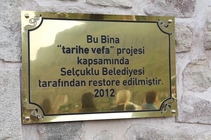 Sille ir viens no retajiem Turcijas ciematiem, kurā vēl līdz 1922.gadam cilvēki runāja grieķu valodā! Viņi spēja izdzīvot līdzās Konjas musulmaņiem ve