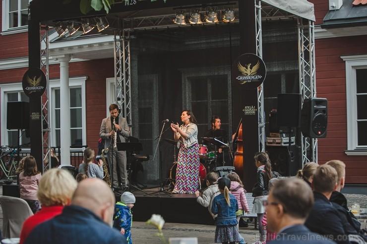 Berga Bazārā atklāts Vasaras Festivāls