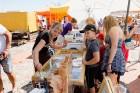 Jelgavā  aizvadīts jau 12. Starptautiskais smilšu skulptūru festivāls 4