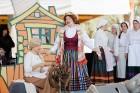 Jelgavā  aizvadīts jau 12. Starptautiskais smilšu skulptūru festivāls 7